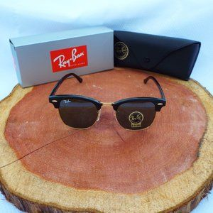 Ray Ban Clubmaster Classic 51mm Classic Green G15